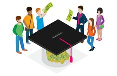Here are a variety of options to think about when considering how to save up money for college. Grants For College, College Tuition, Saving For College, Education College, Higher Education, Federal Income Tax, Parents As Teachers, Parent Resources