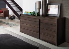 Novamobili Overlap Chest of Drawers £ 700 130.4cm w x 54.2cm d x 71.8cm h