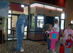 WMMS 6/19/2013 at our Elk Grove Theatre with Blue Bear.