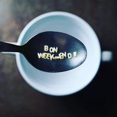 Bon week-end ! Ma photo pour le challenge #flow29jours #flowmagazine_fr. Thème du jour : lettres de l'alphabet. Ici les lettres de la soupe #alphabet