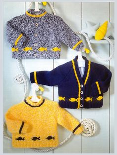 2fe73e202 42 Best Vintage Baby Knitting Patterns images in 2019