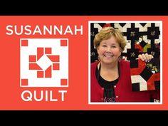 MSQC Tutorial - Susannah Quilt