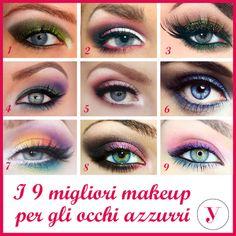 Quale preferite? Su VanityLovers tutti i migliori #ombretti per realizzare questi e tanti altri #makeup http://www.vanitylovers.com/prodotti-make-up-occhi/ombretti.html?utm_source=pinterest.com&utm_medium=post&utm_content=vanity-ombretti&utm_campaign=pin-vanity