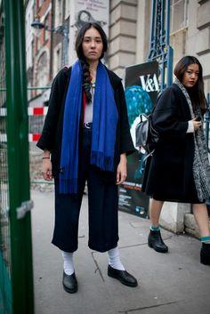 【スナップ】ロンドン・ファッション・ウイーク 2015-16年秋冬 | SNAP | WWD JAPAN.COM