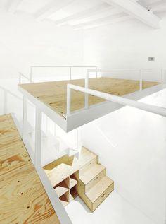 Appartamento a El Born di Arquitectura-G