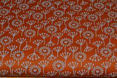 Baumwolle Pusteblumen Vintage von MädchenKrempel auf DaWanda.com