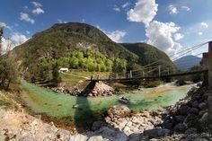 Trenta is simply beautifully scenic