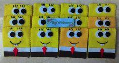 Amplop spongebob