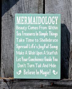 Mermaid Beach Signs Beach Rules House Decor Unique Cottage Ocean Theme Wood Sign Bedroom Bathroom Nautical Coastal Advice Poem Plaque - The Sign Shoppe Mermaid Sign, Mermaid Quotes, Mermaid Beach, Mermaid Mermaid, Ocean Room, Beach Room, Ocean Life, Beach Rules, Beach Signs