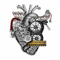 Corazón en construcción