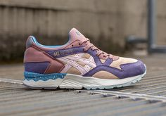 """Another Look at the Offspring x Asics x Onitsuka Tiger """"Desert Pack"""""""