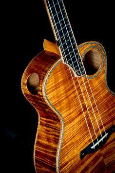 Cool ukulele