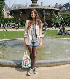 #almaluna #lookbook #fountain #fashion