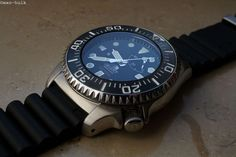 The Pro Saturation diver - orientwatchusa.com/el02002b