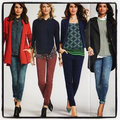 Almost makes me wish for cooler temps. CAbi Fall 2014 coming SOON!