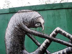 Painted in Sheffield, Sydney street.