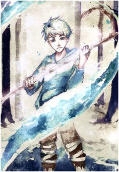 JACK FROST 2 by Yami-Shin.deviantart.com - Rise of the Guardians