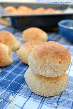 Ponto de Rebuçado Receitas: Pão de queijo da ilha