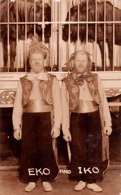 The Horrifying True Story of the Black Brothers Forced to Become Circus Freaks | VICE | United States