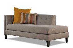 $695 - I really like this idea; good reviews. Lorelai Left Facing Chaise