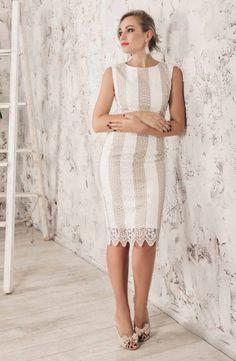 Платье Olga Grinyuk, модель Кларабель