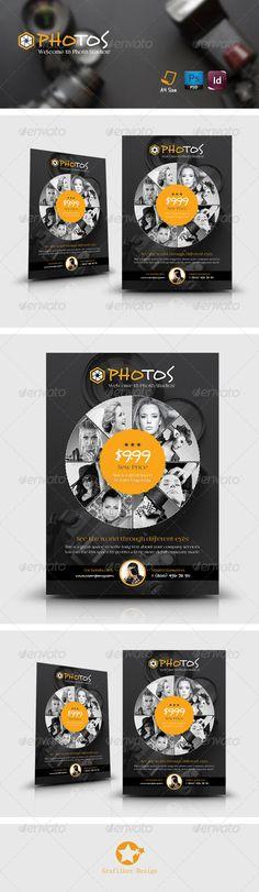 Photography Flyer Photography Flyer Flyer Printing And Print