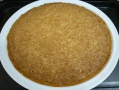"""A typical South African Coconut tart - also referred to as a """"Klappertert"""" - the type of tart you may find at the local church- or school-bazaar. Types Of Tarts, South African Recipes, Ethnic Recipes, Coconut Tart, Tart Filling, Cooking For A Crowd, Coconut Macaroons, Shredded Coconut, Tea Cakes"""