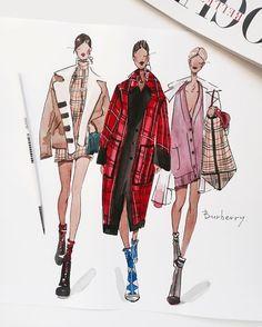 36 Ideas For Art Design Illustration Inspiration Fashion Sketches Fashion Design Sketchbook, Fashion Design Portfolio, Fashion Design Drawings, Drawing Fashion, Illustration Mode, Fashion Illustration Sketches, Fashion Sketches, Fashion Design Illustrations, Fashion Model Sketch