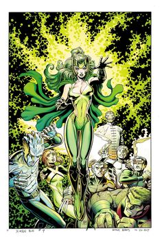 Polaris by Arthur Adams