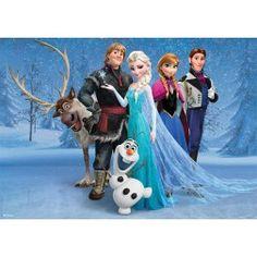 Frozen Group A4
