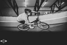 Indoor Mountain biking. Milwaukee Wisconsin  Orangebear.co  Or find us at orangebearphoto on any social media platform  #orangebear #mountainbiking #indoormountain biking #vsco #portraitphotographer #action #actionsports #actionsportsphotographer
