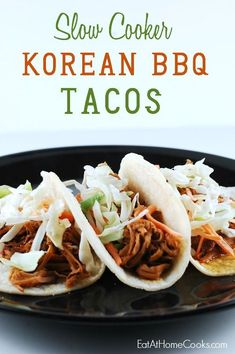 This recipe came about due to two things. First, a friend mentioned having Korean tacos and how good they were. I'd never tried them, but it sounded great! Second, I wanted a homemade alternativ...