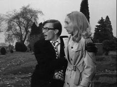 Night Of The Living Dead (1968)... The previews for this movie are quite interesting...