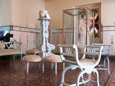 Osmar do Prado e Silva (Pu3yka) Pelotas - Bairros - Areal - Museu da Baronesa Dining Table, Furniture, Home Decor, Museum, Dinning Table, Interior Design, Dining Rooms, Home Interior Design, Arredamento