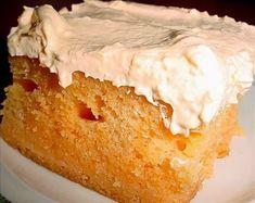 Best Orange Creamsicle Cake - Very fun, refreshing, wonderful cake for summer!