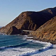 America's Most Iconic Drives: Pacific Coast Highway, California