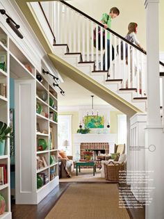 "bhg, bookcase like ""Lie to Me"" one, but this is fancier."