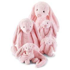 Pink Bunny Jellycat Bashful Bunny