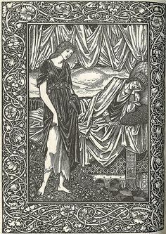 William Morris: Woodcut