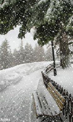 Download Animated 240x400 «зимний пейзаж» Cell Phone Wallpaper. Category: Nature