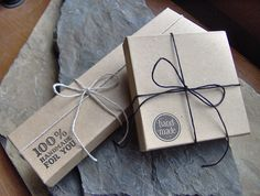 Beaded Hemp Jewelry Packaging by UnconventionalLove, via Flickr