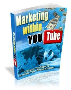 Marketing Within You Tube Plr Ebook  - Download at: http://www.exclusiveniches.com/marketing-within-you-tube-plr-ebook.html