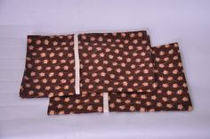 Handmade pillow cover set by FrescoApparel on Etsy, $15.00