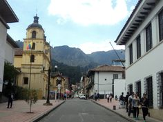 5 lugares que no te podés perder si vas a Bogotá - Conexión Brando