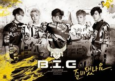 K tédio!: K-pop: B.I.G (Boys in Groove)
