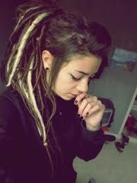 one day i hope i have the guts to get dreads