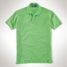 89d9460dd8e79 Polo Ralph Lauren Big and Tall Classic-Fit Short-Sleeved Mercerized Pima  Cotton Mesh