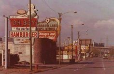 Indianapolis Blvd 1971