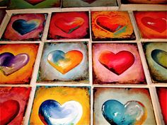 Events 2015 - Tina Palmer Studios, Inc. Heart Art, Creative Crafts, Studios, Creativity, Hearts, Events, Painting, Painting Art, Crafts