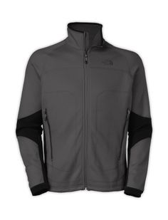 The North FaceMen'sShirts & TopsMEN'S STEALTH BYRON FULL ZIP
